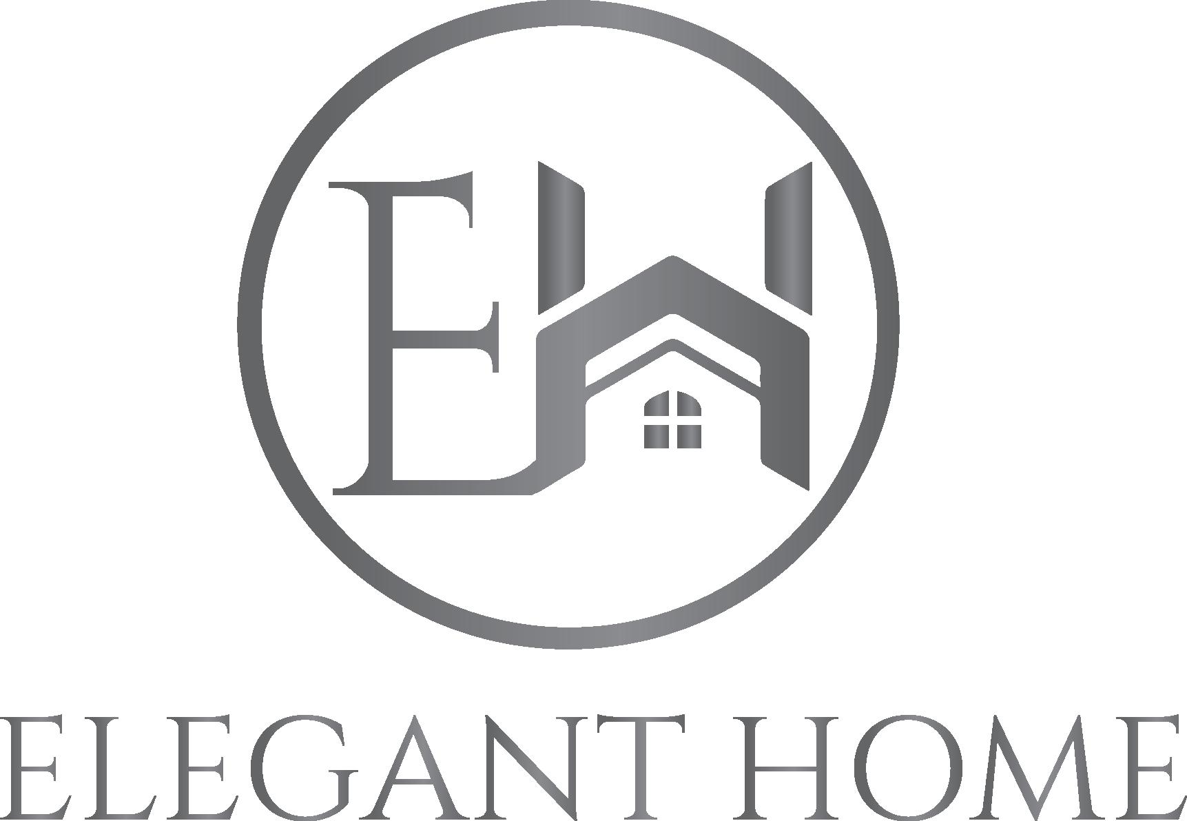 Logo Elegant Home